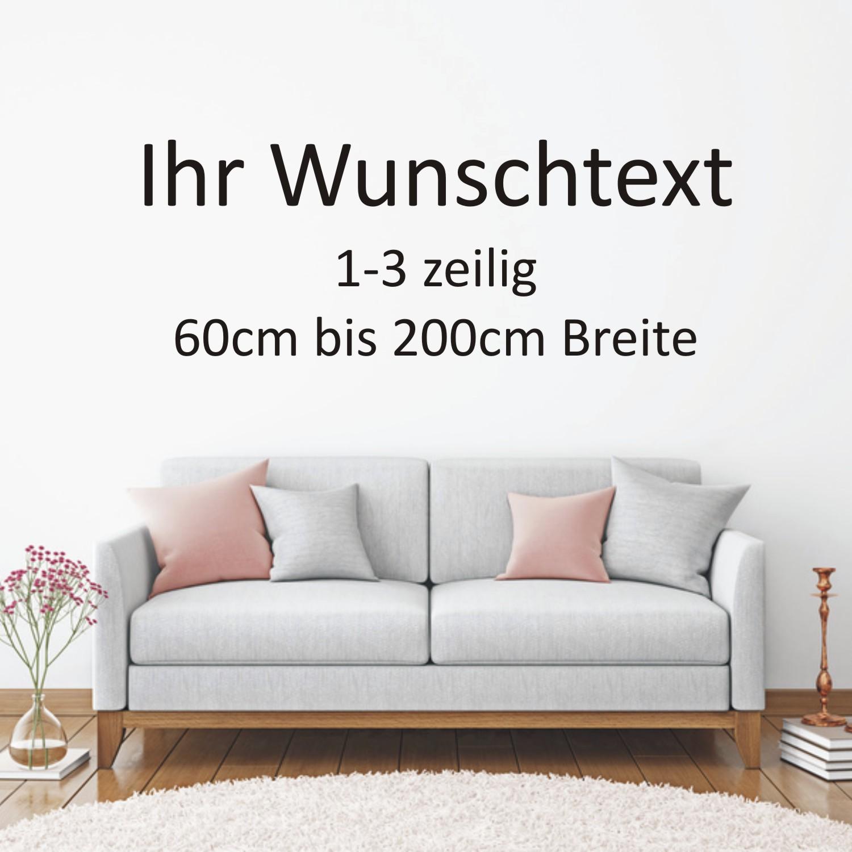 Free With Wandtattoo Nach Eigener. Updated: ...
